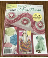 Crochet world Magazine July 8, 2019 New - $7.91