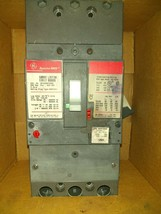 Ge Spectra Rms SFPA36AT0250 3 Pole 250AMP 600VAC Type SRPF250A Circuit Breaker - $311.74