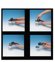 Starfrit 093112-012-BLCK Mightican Manual Can O... - $19.59