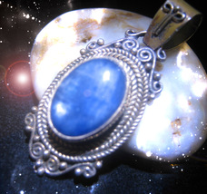 Haunted Necklace Highest End To Injustice Unfairness & Imbalance Ooak Magickal - $5,577.77