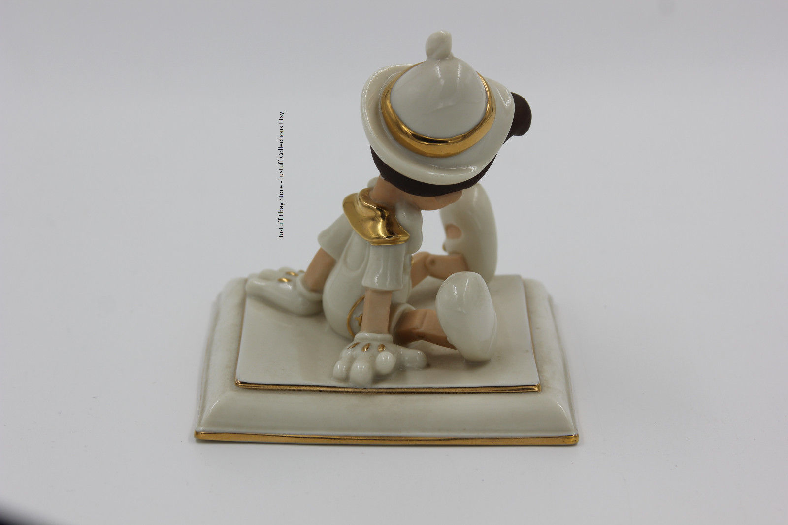Disney Cookie Jar Etsy >> Disney Pinocchio Let Your Conscience Be And 50 Similar Items
