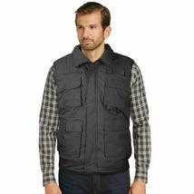 Men's Premium Multi Pocket Zip Up Military Fishing Hunting Utility Tactical Vest image 3