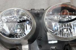 04-07 Jaguar XJ8 XJR VDP Headlight Lamp HALOGEN Set L&R POLISHED image 7