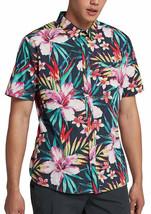 Shirt Hurley Nike 903695 Short Sleeves  Man Surf Printed Hawaii Classic ... - $49.56
