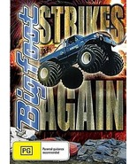 BIGFOOT STRIKES AGAIN  The Original Monster Truck  ALL REGION DVD - $16.90