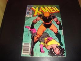 Uncanny X-Men #177 Marvel Comic Book 1984 VF Condition / Wolverine - $3.59