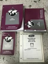 1997 Ford Mustang GT Cobra Service Shop Manual OEM Set w evtm + facts book - $188.05