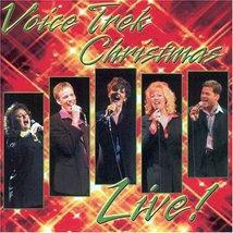 VOICE TREK CHRISTMAS LIVE! by Voice Trek - $22.95
