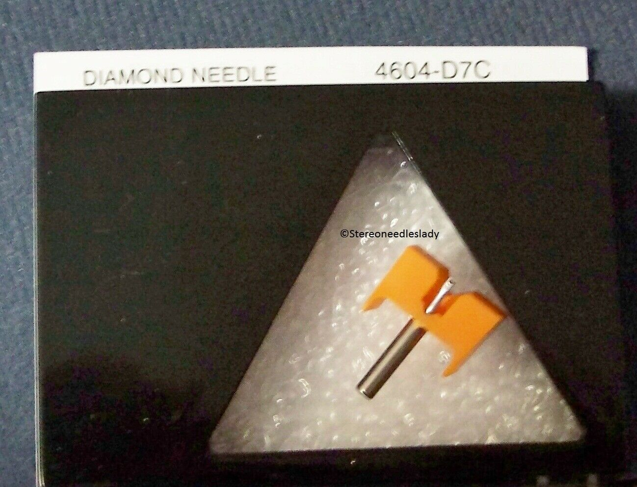 NEEDLE STYLUS for PICKERING PD07C DAT2 V15/AC2 V15/AT1 DAC2 Pfanstiehl 4604-D7C