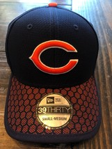"New Era - Chicago Bears Sideline Hat With ""C"" Logo - Small/Medium Size -... - $25.51"