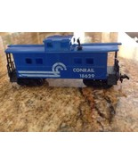 Vintage HO Scale Life-Like Conrail 18629 Caboose Car Train Car See Photos! - $19.80