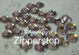 72 Swarovski Crystal Rhinestones  ~ 30ss ~ Lt Amethyst - $13.37