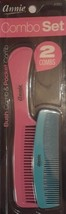 Annie Combo SET-BUSH+POCKET Comb #180-BRAND NEW-FREE Upgrade To Free Shipping - $1.49