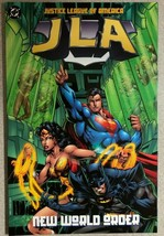 JLA New World Order (1997) DC Comics TPB FINE - $9.89