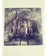 Aerosmith Steven Tyler Joe Perry album signed  - $299.00