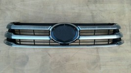 FIT FOR TOYOTA PICKUP REVO 2015-2018 GRILLE CHROME-PAINTED - $75.19