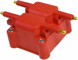 40K Volts High Output Ignition Coil For Mini Cooper, Dodge, Chrysler, Pack Red image 3