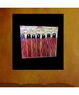 Southwestern Navajo Ladies Reunion Painting Canvas - $12.90