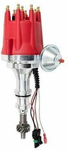 Pro Series R2R Distributor for Ford BBF V8 Engine Red Cap