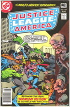 Justice League of America #169, DC Comics 1979 VERY FN- - $3.75