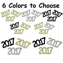 Confetti Year 2017 - 6 Colors to Choose - $1.81 per 1/2 oz. FREE SHIP - $6.57+