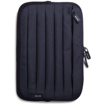 """Belkin Sleeve Slip Pouch Case w/Front Pocket for 7"""" Kindle Fire HD/HDX BLUE - $6.93"""