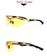 New AORON 2017 Anti-Glare Goggles Eyeglasses Polarized Driving Sunglasse... - $22.73