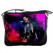 messenger bag adam lambert - $39.79