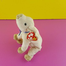 Ty Beanie Babies Knuckles The Pink Pig 1999 Bean Bag Plush  - $7.92