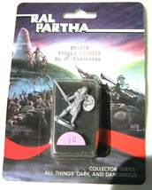 Ral Partha Miniatures 02-310 Female Fighter Sealed Blister Collector Series - $7.95