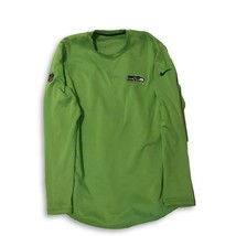 New Seattle Seahawks Nike Modern Crew OnField Size Large Sweatshirt - $54.40