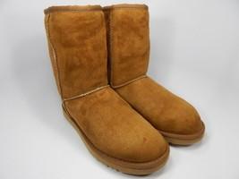 UGG Classic Short Sheepskin Chestnut Boots Size: 8 M (B) EU 39 Brown Model 5825