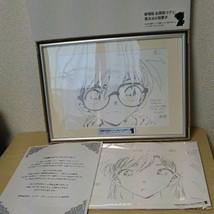 Detective Conan Anime The Dimensional sniperor Original paint picture re... - $3,762.00