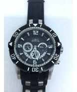 Invicta Men's 'Pro Diver' Quartz Stainless Steel Black Band USED No Box ... - $76.00