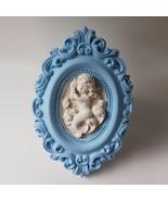 Aroma Stone Wall Plaque - Handmade - Mermaid Carol - $29.70
