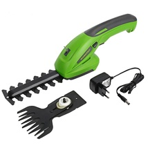 Electric Trimmer 2in 1 Lithium-ion Cordless Garden Tool Hedge Rechargeab... - $89.99