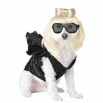 PUP-A-RAZZI POP SENSATION DOG COSTUME VARIOUS SIZES BRAND NEW - $15.99
