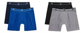 Adidas® 2-pk. Relaxed Performance Cotton Stretch climalite® Boxer Briefs - $19.99