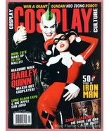 COSPLAY CULTURE Magazine Issue #21— 50 Years of Iron Man  Harley Quinn - $5.93
