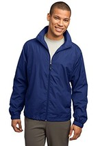 Sport-Tek Full-Zip Wind Jacket. JST70 True Royal 3XL - $31.66