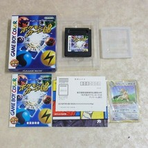 NINTENDO GAME BOY Color POCKET MONSTER POKEMON CARD GB - $17.82