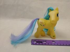 My Little Pony Meadowbrook Yellow Blue Purple G3 Hasbro - $6.00