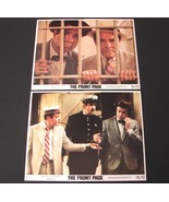2 1974 Billy Wilder Movie THE FRONT PAGE LOBBY CARDS Jack Lemmon Walter ... - $15.95