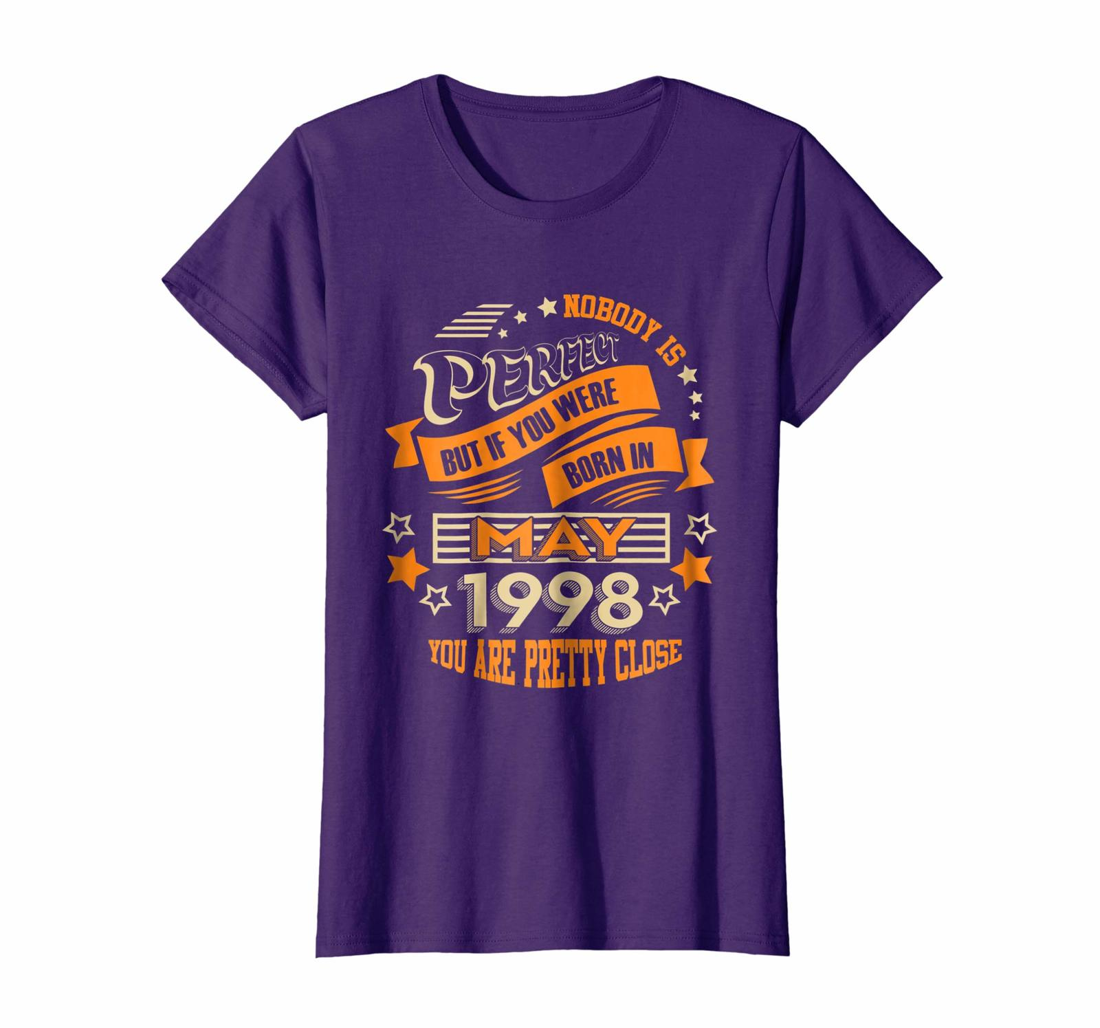 Brother Shirts - Classic Vintage Legends Born In May 1998 Gift 20 Years Old Wowe