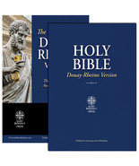 Douay-Rheims Bible (Quality Paperbound) - $37.95