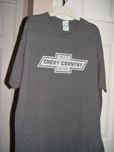 Delta This Is Chevy Country Est.1918 T-Shirt Size XL - $14.00