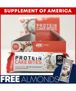 """Optimum Nutrition Protein Cake Bites 9ct. DELICIOUS! """"FREE SHIPPING"""" - $15.82"""