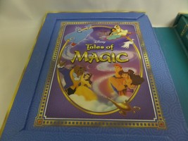 Disney Tales Of Magic & Tales Of Wonder ~ 2 HC Collectors Books  - $14.00