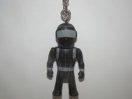 Kidrobot - TRANSFORMERS VS G.I. JOE - VINYL KEYCHAIN SERIES -  SNAKE EYES - $15.00