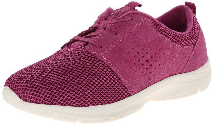 Easy Spirit Women's Quickrun Walking Shoe Pink, 6 Med - $46.06 CAD